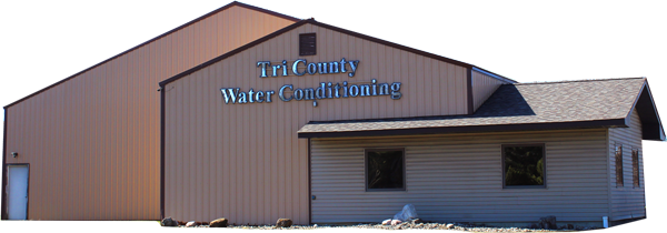Tri-County Water Conditioning storefront